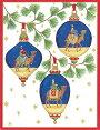 カスパリ輸入クリスマスカード