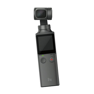【タイムセール中&人気新品】XiaoMi MI新型 FIMI PALM 3軸ジンバルカメラ 4Kビデオカメラ ポケットスタビライザー 128°超広角防振撮影 スマートトラック 8倍スローモーション 内蔵Wi-Fi Bluetoothリモートコントロール(Xiaomiエコシステム製品)・・・ 画像2