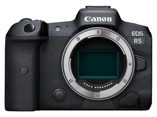Canon(キヤノン)『EOS R5(4147C001)』