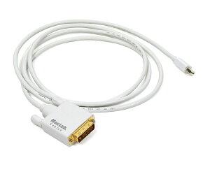 Thunderbolt Displayport ケーブル ホワイト ミニディスプレイポート