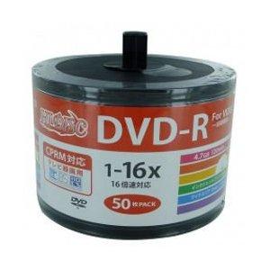 ◆CPRM/ワイドP/16倍/CMC製【HI DISC】HDDR12JCP50SB2