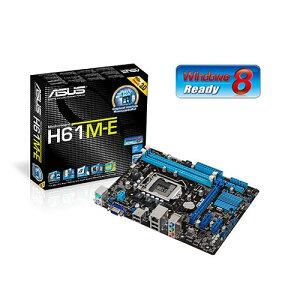 ◆在庫のみ!LGA1155/M-ATX◆在庫のみ!LGA1155/M-ATX【ASUSTeK】H61M-E