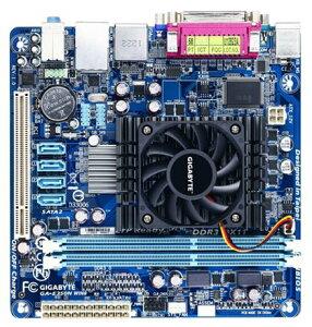 ◆E-350搭載/M-ITXマザー◆E-350搭載/M-ITXマザー【Gigabyte】GA-E350N WIN8
