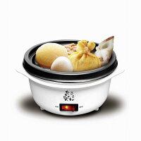 ◆11月下旬入荷待ち!容量600mlで一人や二人鍋にピッタリ!【ライソン】卓上おでん鍋KDPC-003W