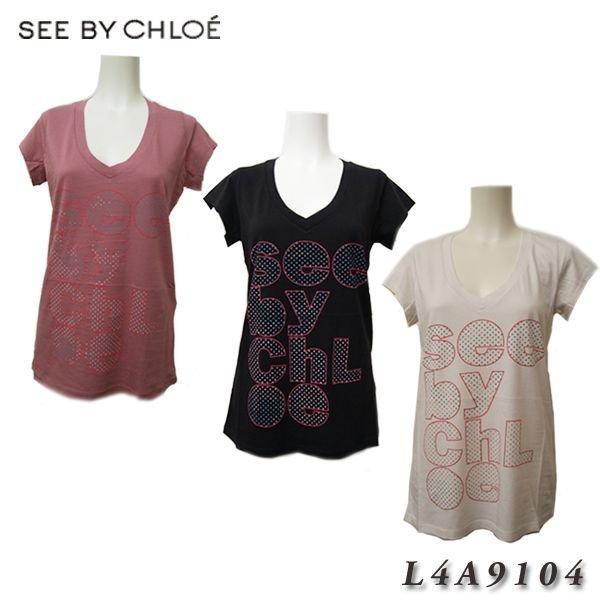 トップス, Tシャツ・カットソー 5 SEE BY CHLOE T L4A9002