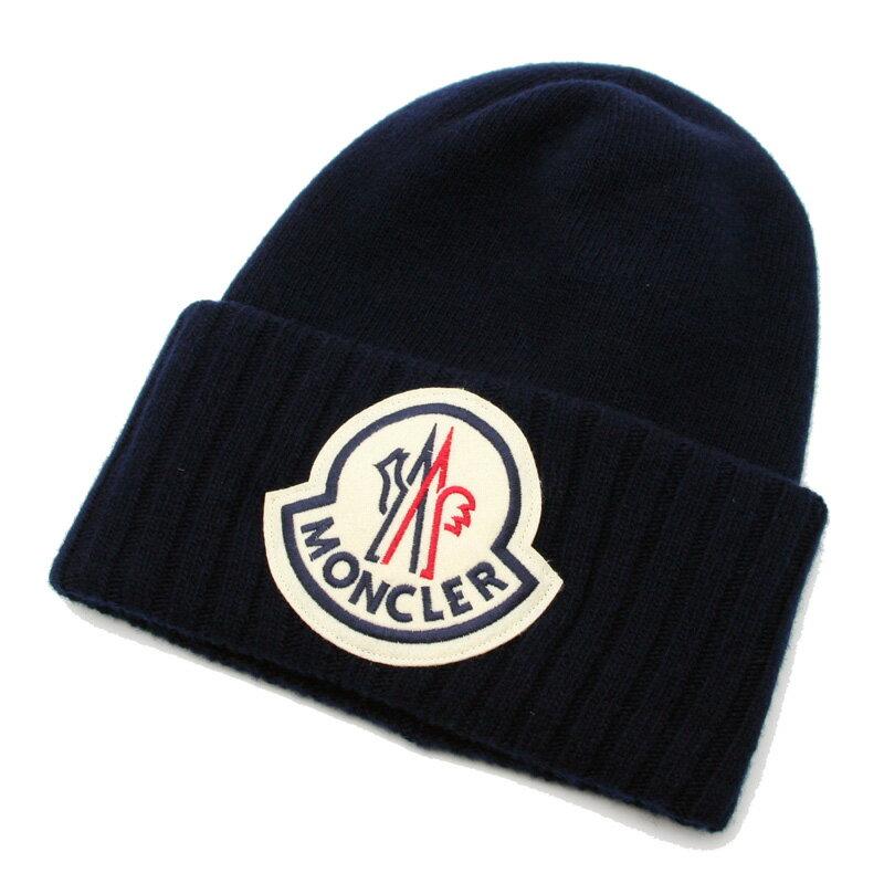 メンズ帽子, ニット帽 5 MONCLERBERRETTO TRICOT NAVY () 9926200 A9186 778