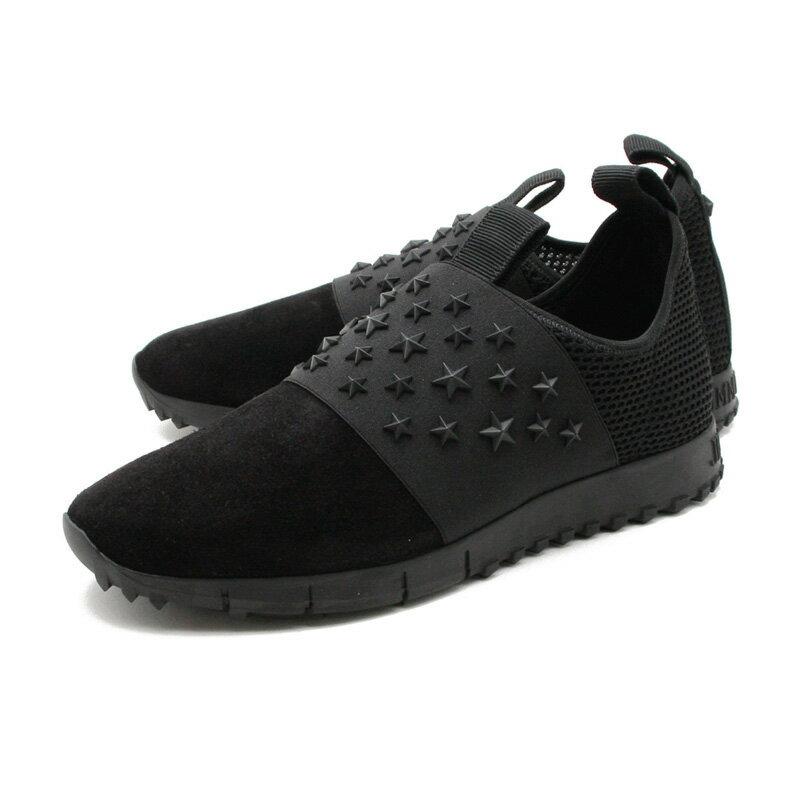 メンズ靴, スニーカー 5 JIMMY CHOOOAKLANDM OAKLANDM UHA 183 BLACKBLACK