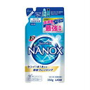 ライオン トップ スーパーNANOX(ナノックス) つめかえ用 350g(4903301306474)