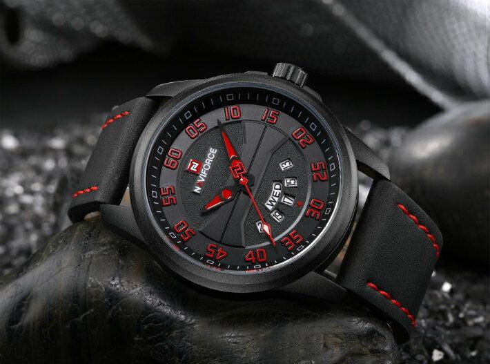 腕時計, メンズ腕時計 Naviforce TB-910128 Quartz watches