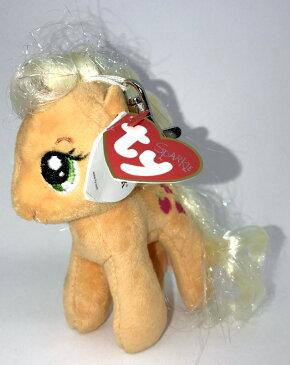 【オープン記念割引中】My Little Pony マイリトルポニー AppleJack ストラップ キーホルダー☆