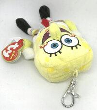 【オープン記念割引中】SpongeBobスポンジボブキークリップKCサイズ☆