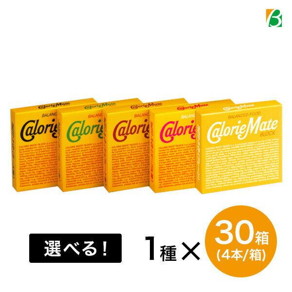 大塚製薬カロリーメイトブロック30箱セット(1種類×30箱)(1箱4本入)