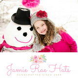 正規品JamieRaeHatsジェイミーレイハットウィンターウィンプルハットグレー×スモールローズ◆ニット帽ボンボンファー女の子キッズベビー赤ちゃん子供かわいい防寒帽子ポンポン秋冬出産祝誕生祝人気子どもおしゃれグレイバラ