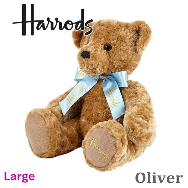 ぬいぐるみ・人形, ぬいぐるみ ,,,, Harrods Large Oliver bear