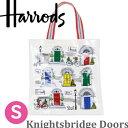 【送料無料】HARRODS ハロッズ 正規品 トートバッグ バック Sサイズ ショッピングバッグ,Pretty City,London Map,Rufus Bear,Shopper Bag,母の日
