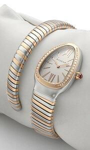 ブルガリ(BVLGARI) セルペンティ SP35C6SPGD.1T レディースサイズ[新品][時計][腕時計][代引手数料込][送料無料][3年保証付]