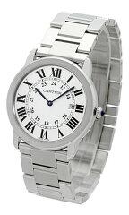 カルティエ(CARTIER) ロンドソロLM W6701005 男女兼用サイズ[新品][時計][腕時計][レディース][代引手数料込][送料無料]