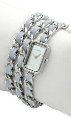 シャネル(CHANEL) プルミエール ロック パステルブルー H4327 レディースサイズ[新品][時計][腕時計][代引手数料込][送料無料]