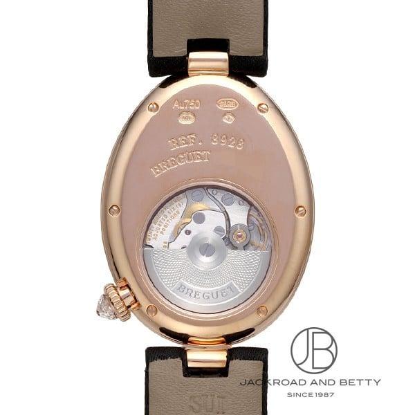 ブレゲ Breguet クイーンオブネイプルス 8928BR/8D/844/DD0D 【新品】 時計 レディース