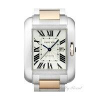 カルティエ(CARTIER)タンクアングレーズLMW5310007男女兼用サイズ[新品][時計][腕時計][レディース][代引手数料込][送料無料]