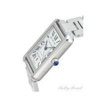 カルティエ(CARTIER)タンクソロXLW5200028メンズサイズ[新品][時計][腕時計][レディース][手数料込][送料無料]