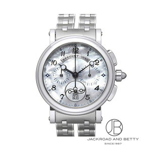 Breguet Marine chronograph 8827ST/5W/SMO new watch ladies