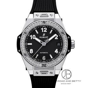 ウブロ HUBLOT ビッグバン ワンクリック スチールダイヤモンド 465.SX.1170.RX.1204 新品 時計 レディース