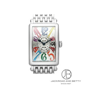 FRANCK MULLER Long Island Color Dream 902QZCD New Watch Ladies