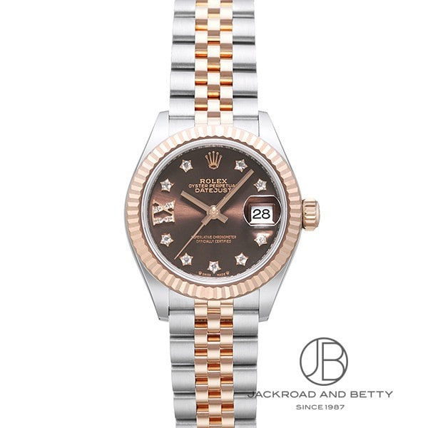 ロレックスROLEXデイトジャスト28279171G新品時計レディース