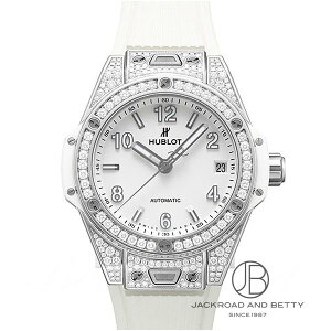 Hublot HUBLOT Big Bang One Click Steel White Diamond 465.SE.2010.RW.1604 New Watch Ladies