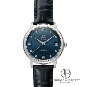 Omega OMEGA De Ville Prestige Co-Axial 424.13.33.20.53.001 New Watch Ladies