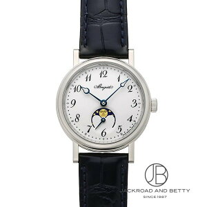 Breguet Classic Moon Phase Lady 9087BB/29/964 New Watch Ladies