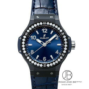 Hublot HUBLOT Big Bang Ceramic Blue Diamond 361.CM.7170.LR.1204 New Watch Ladies