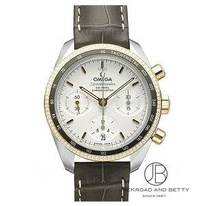 Омега OMEGA Speedmaster 38 коаксиальный хронограф 324.28.38.50.02.001 Новые часы унисекс