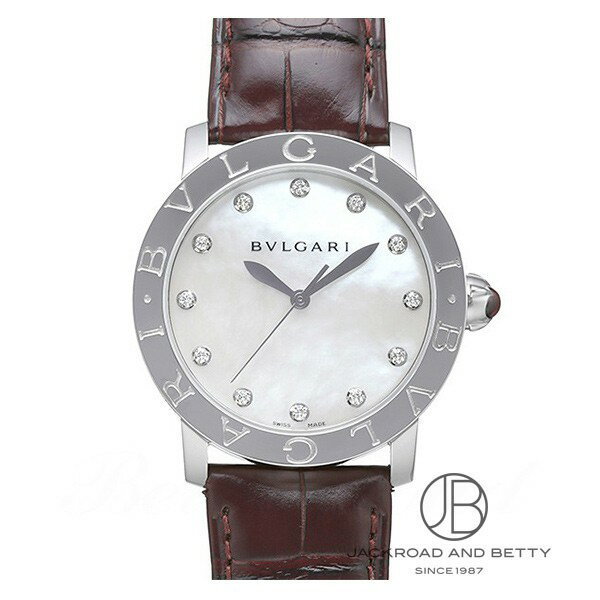 ブルガリ BVLGARI ブルガリブルガリ BBL37WSLC9/12 新品 時計 ボーイズ