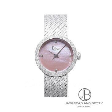 クリスチャン・ディオール Christian Dior ラ ディ ドゥ ディオール サティネ CD047112M002 新品 時計 レディース