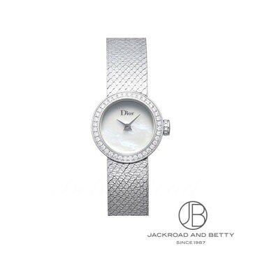 クリスチャン・ディオール Christian Dior ラ ディ ドゥ ディオール サティネ CD040110M001 【新品】 時計 レディース