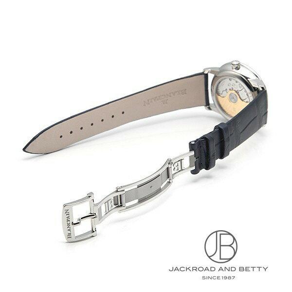 ブランパン BLANCPAIN ヴィルレ デイト ムーンフェイズ 6126-4628-55B 新品 時計 レディース