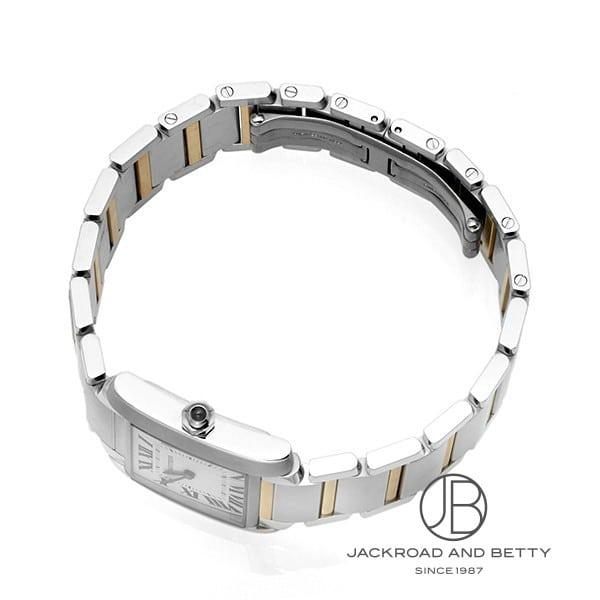 カルティエ CARTIER タンクフランセーズ MM W2TA0003 新品 時計 ボーイズ