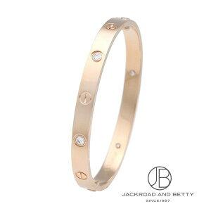 كارتييه كارتييه سوار الحب 4P الماس PG 17 B6036017 مجوهرات مجوهرات العلامة التجارية الجديدة