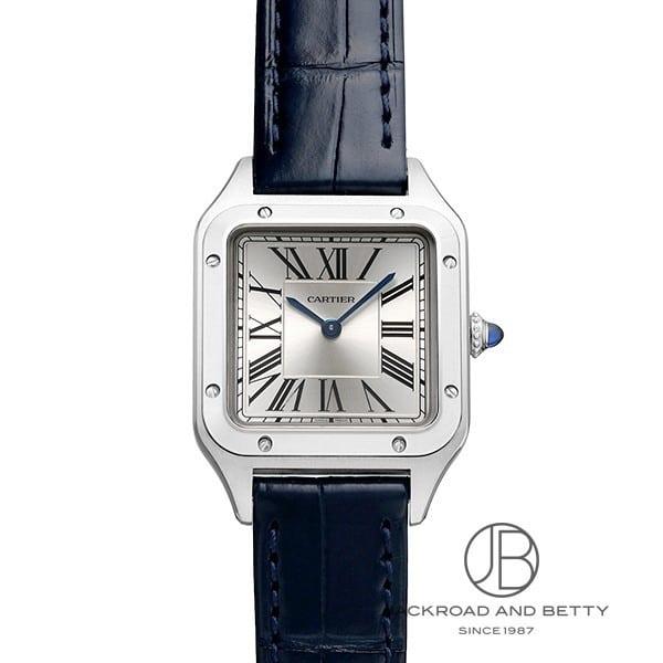 カルティエ CARTIER サントスデュモン WSSA0023 新品 時計 レディース