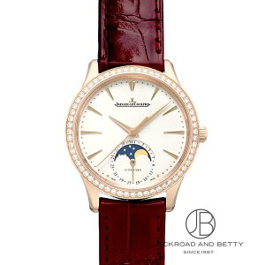 Jaeger-LeCoultre JAGER LE COULTRE Master Ultra Thin Moon 34mm Q1252501 New Watch Ladies