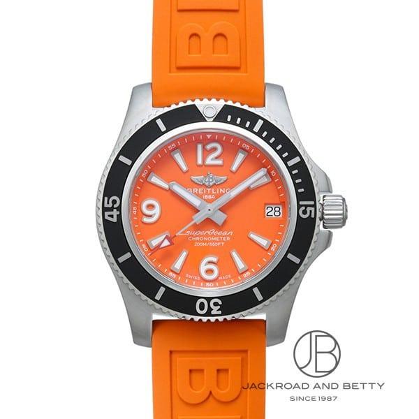 ブライトリングBREITLINGスーパーオーシャンオートマティック36A17316D7101S1新品時計レディース