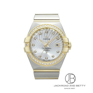 Omega OMEGA Constellation Blush Chronometer 123.25.31.20.55.002 New Watch Ladies