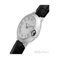 カルティエ(CARTIER)バロンブルーW69018Z4レディースサイズ[新品][時計][腕時計][手数料込][送料無料]
