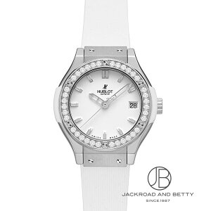 Hublot HUBLOT Classic Fusion Titanium 581.NE.2010.RW.1104 New Watch Ladies
