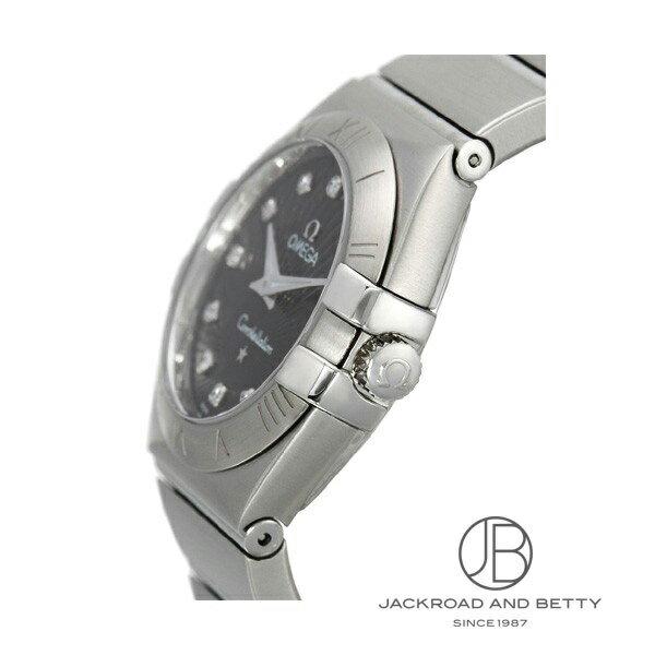 オメガ OMEGA コンステレーション ブラッシュクォーツ 123.10.27.60.51.001 新品 時計 レディース