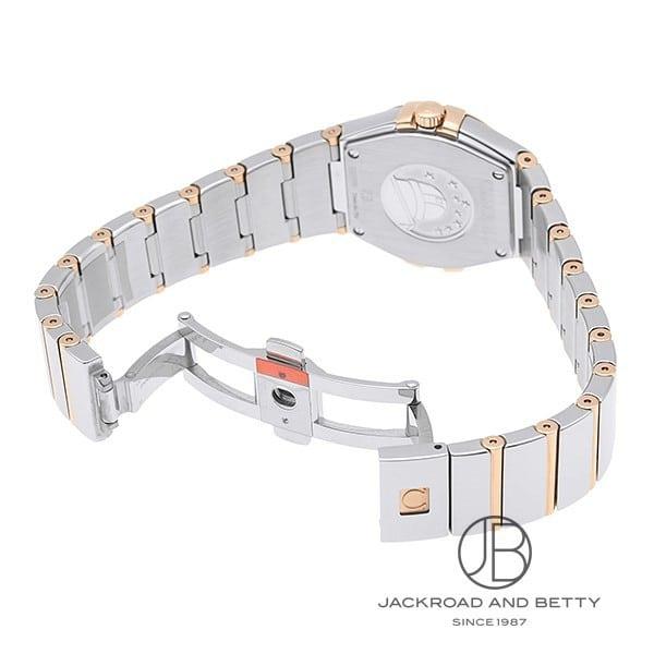 オメガ OMEGA コンステレーション ポリッシュクォーツ 123.20.27.60.55.003 新品 時計 レディース