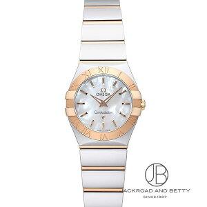 Omega OMEGA Constellation Polished Quartz 123.20.24.60.05.003 New Watch Ladies