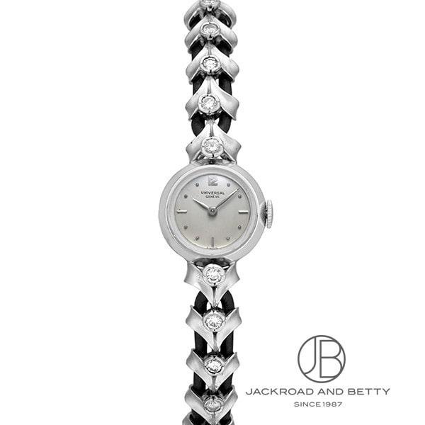 腕時計, レディース腕時計  UNIVERSAL GENEVE 14KWG